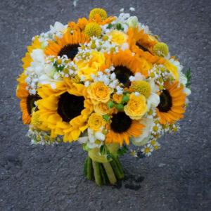 Buchet_de-mireasa_cu_floarea_soarelui