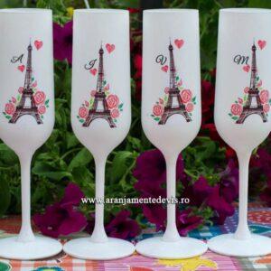 pahare-decorate-domnisoare-onoare